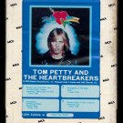 Tom Petty And The Heartbreakers - Tom Petty Heartbreakers 1976 Debut GRT SHELTER MCA A2 8-TRACK TAPE