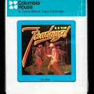ZZ Top - Fandango 1975 CRC LONDON A9 8-TRACK TAPE