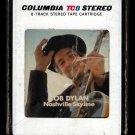 Bob Dylan - Nashville Skyline 1969 CBS A9 8-TRACK TAPE