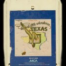 The Best Little Whorehouse In Texas - Original Cast 1978 MCA A42 8-TRACK TAPE