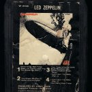 Led Zeppelin - Led Zeppelin 1969 Debut ATLANTIC Re-issue A4 8-TRACK TAPE
