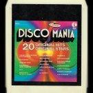 Disco Mania - 20 Original Hits 20 Original Stars 1975 KTEL A20 8-TRACK TAPE