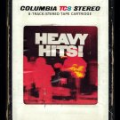 Heavy Hits - Various Rock 1969 CBS A20 8-TRACK TAPE