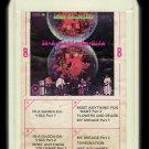 Iron Butterfly - In-A-Gadda-Da-Vida 1968 AMPEX LEAR ATCO A53 8-TRACK TAPE