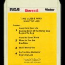 The Guess Who - Share The Land 1970 RCA A32 8-TRACK TAPE