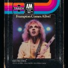 Peter Frampton - Frampton Comes Alive 1976 A&M A32 8-TRACK TAPE
