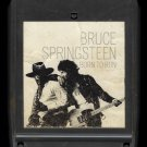 Bruce Springsteen - Born To Run 1975 CBS A23 8-TRACK TAPE