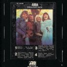 ABBA - Greatest Hits 1976 ATLANTIC A23 8-TRACK TAPE