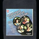 Creedence Clearwater Revival - 20 Super Hits 1978 KTEL A23 8-TRACK TAPE
