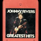 Johnny Rivers - Greatest Hits 1980 IMPERIAL KTEL A23 8-TRACK TAPE