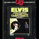 Elvis Presley - Aloha From Hawaii Via Satellite Vol 2 1973 Quadraphonic A53 8-TRACK TAPE