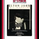 Elton John - Ice On Fire 1985 RCA GEFFEN A23 8-TRACK TAPE