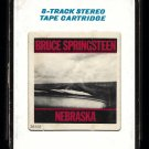 Bruce Springsteen - Nebraska 1982 CBS A23 8-TRACK TAPE