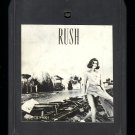 Rush - Permanent Waves 1980 MERCURY A23 8-TRACK TAPE