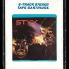 Styx - Kilroy Was Here 1983 CRC T6 8-TRACK TAPE