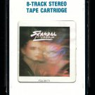 Scandal - Warrior 1984 Debut CRC CBS T3 8-TRACK TAPE