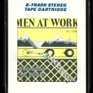 Men At Work - Business As Usual 1982 Debut CRC T5 8-TRACK TAPE