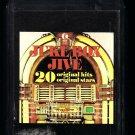 Juke Box Jive - 20 Original Hits 20 Original Stars 1975 KTEL A23 8-TRACK TAPE