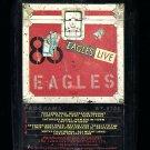 Eagles - Eagles LIVE 1980 ELEKTRA A21A 8-TRACK TAPE