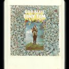 Tiny Tim - God Bless Tiny Tim 1968 Debut LEAR AMPEX REPRISE T2 8-TRACK TAPE