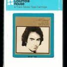 Neil Diamond - Love Songs 1981 CRC MCA A53 8-TRACK TAPE