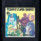 Today's Super Greats - Original Hits Original Stars 1974 KTEL A53 8-TRACK TAPE