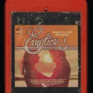 Emotions - Today's Love Songs All Originals 1978 KTEL A53 8-TRACK TAPE