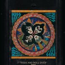 KISS - Rock And Roll Over 1976 CASABLANCA A53 8-TRACK TAPE