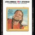 Willie Nelson - Willie Nelson's Greatest Hits 1981 CBS A18B 8-TRACK TAPE