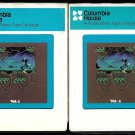 Yes - Yessongs Volumes 1 and 2 1973 CRC ATLANTIC A53 8-TRACK TAPE