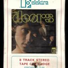 The Doors - The Doors 1967 Debut LEAR AMPEX FLATPAK ELEKTRA Sealed A21B 8-TRACK TAPE