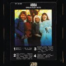 ABBA - Greatest Hits 1976 ATLANTIC T5 8-TRACK TAPE