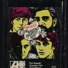 The Rascals - Time Peace Greatest Hits 1968 ATLANTIC REISSUE T9 8-TRACK TAPE