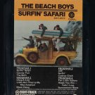 The Beach Boys - Surfin' Safari 1962 Debut CAPITOL Re-issue T9 8-TRACK TAPE