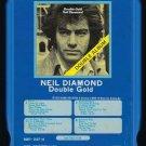 Neil Diamond - Double Gold 1972 GRT BANG T9 8-TRACK TAPE