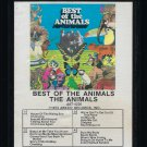 The Animals - Best Of The Animals 1973 ABKCO T9 8-TRACK TAPE