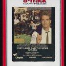 Huey Lewis & The News - Sports 1983 RCA CHRYSALIS T9 8-TRACK TAPE