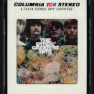 The Byrds - Greatest Hits 1967 CBS T9 8-TRACK TAPE