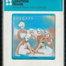 Go Go's - Beauty And The Beat 1981 Debut CRC IRS T9 8-TRACK TAPE