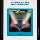 ZZ Top - Eliminator 1983 CRC WB T9 8-TRACK TAPE