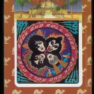 KISS - Rock And Roll Over 1976 CASABLANCA T9 8-TRACK TAPE