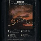 Genesis - ... And Then There Where Three 1978 ATLANTIC T3 8-TRACK TAPE