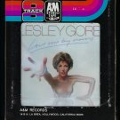Lesley Gore - Love Me By Name 1976 A&M T5 8-TRACK TAPE