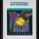 Def Leppard - Pyromania 1983 CRC MERCURY T5 8-TRACK TAPE