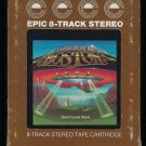 Boston - Don't Look Back 1978 EPIC T10 8-TRACK TAPE