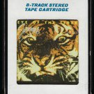 Survivor - Eye Of The Tiger 1982 CRC T10 8-TRACK TAPE