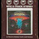 Boston - Boston 1976 Debut EPIC T4 8-TRACK TAPE