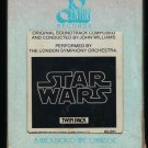 John Williams - Star Wars Original Motion Picture Soundtrack 1977 20CENTURY T4 8-TRACK TAPE