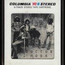 Dr. Hook & the Medicine Show - Dr. Hook 1972 Debut CBS T9 8-TRACK TAPE