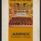 101 Strings - The World's Great Standards 1970 AMPEX T2 8-TRACK TAPE